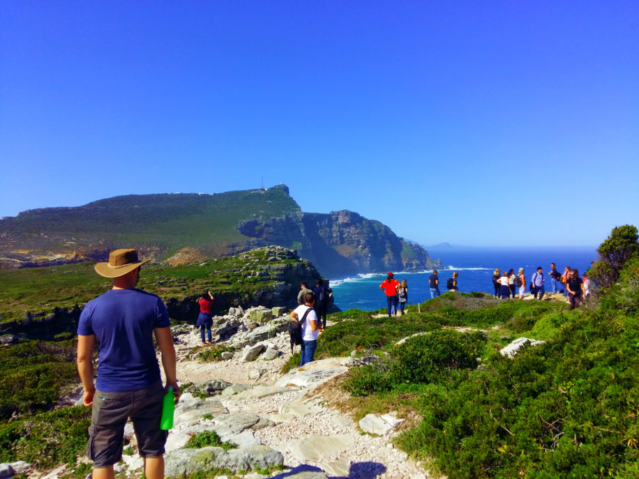 Hiking in Cape Point