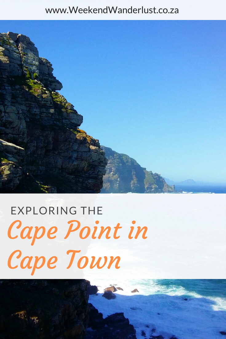 The Cape Point is one of those places that you just have to see to believe. The natural beauty of the nature reserve and the cliffs that lead off right into the ocean is more dramatic that you could imagine. No visit to Cape Town is complete without a visit to the Cape Point...