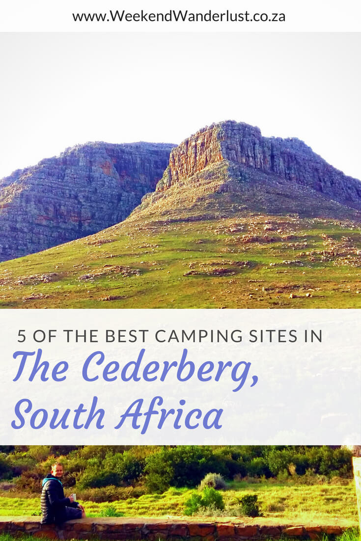 The Cederberg in South Africa has some amazing views, hikes and heritage sites to visit, but because of its size not all of these are accessible from just any camping site. These are the best camping sites to stay at in the Cederberg if you want to really enjoy the views and activities available here.