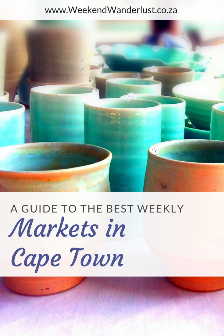 Cape Town has no shortage of markets and you can find all kings of things at these markets, but amongst all the choices there are a handful of markets that really stand out above the rest. You can expect to find high quality goods here, some home made, really delicious food and of course live music. These are my favourite markets in Cape Town...