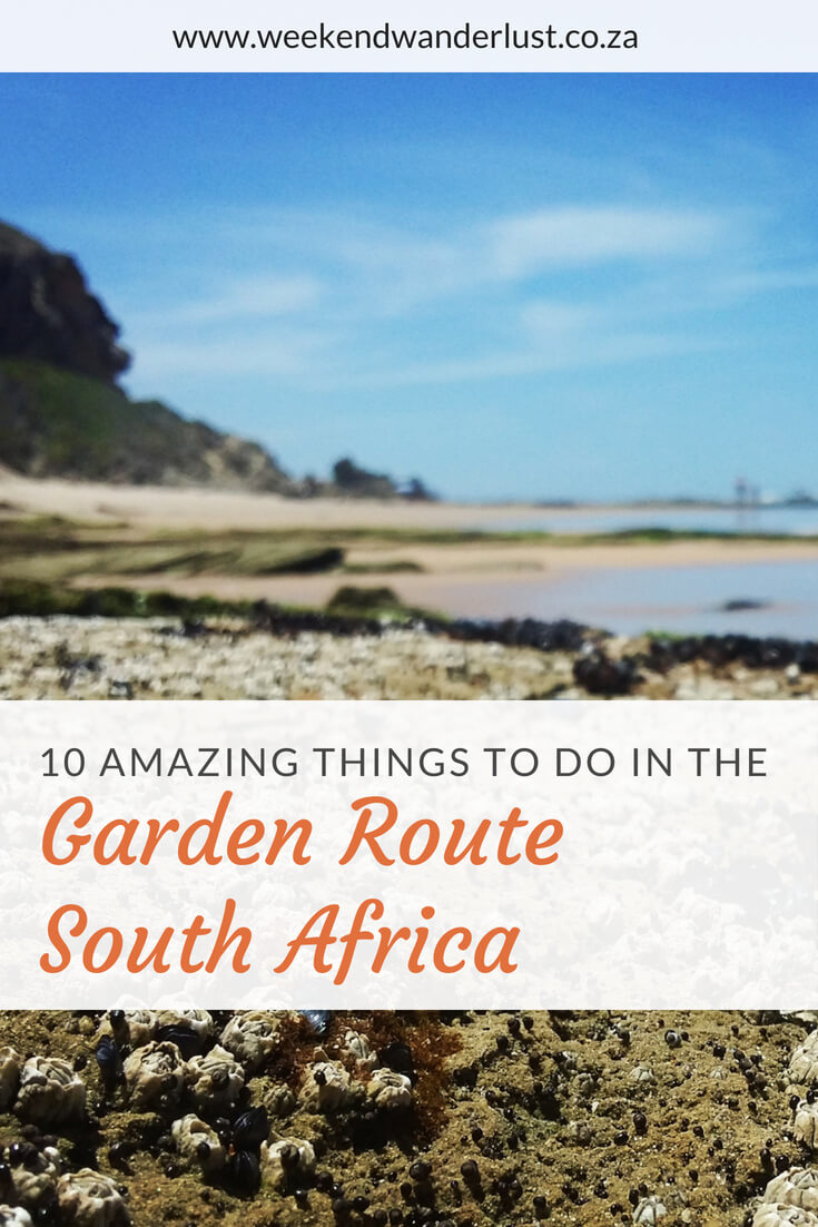 The Garden Route is a part of South Africa with incredible views and lush vegetation that you wont see anywhere else in the world. It's one of the most beautiful parts of South Africa, and there are so many ways you can explore it...