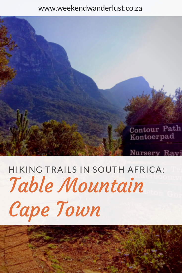 One of the times you absolutely can't miss when you visit Cape Town is a visit to the top of Table Mountain and the best way to get there is to hike to the top of course. The Skeleton Gorge hiking trail is my absolute favourite hiking trail up Table Mountain and here is what you can expect from it....