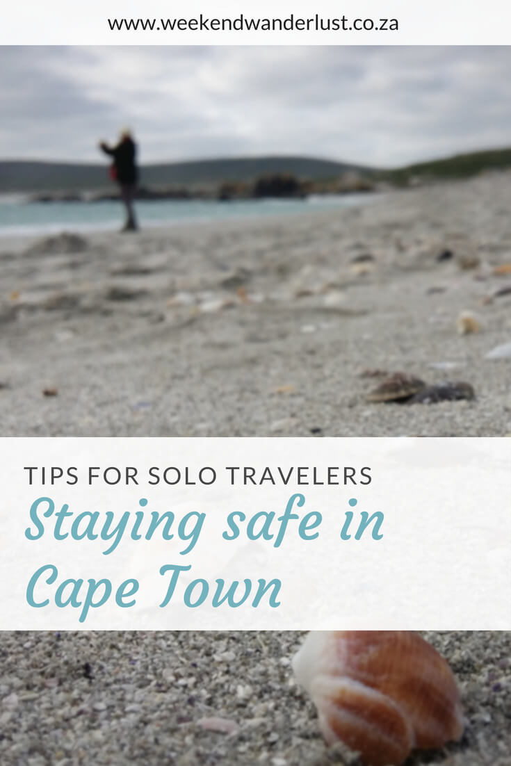 Yes, South Africa does have crime, but that doesn't mean you need will become a victim. Follow these basic tips and stay safe when you travel to Cape Town...