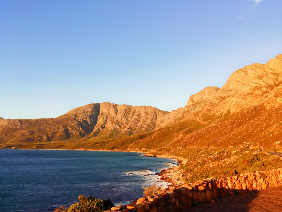 Kleinmond to Cape Town road trip