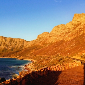 the whale route Cape Town