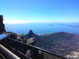 cable way from table mountain cape town